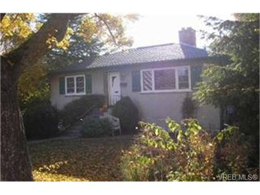 Main Photo: 1451 Lang Street in VICTORIA: Vi Mayfair Single Family Detached for sale (Victoria)  : MLS® # 237632