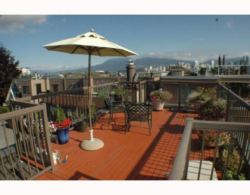 Main Photo: 11 1263 W 8TH Avenue in Vancouver: Fairview VW Townhouse for sale (Vancouver West)  : MLS(r) # V777797