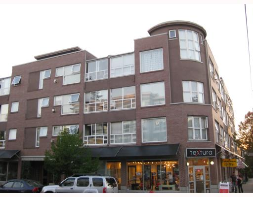 "Main Photo: 403 2025 STEPHENS Street in Vancouver: Kitsilano Condo for sale in ""STEPHENS COURT"" (Vancouver West)  : MLS® # V791320"