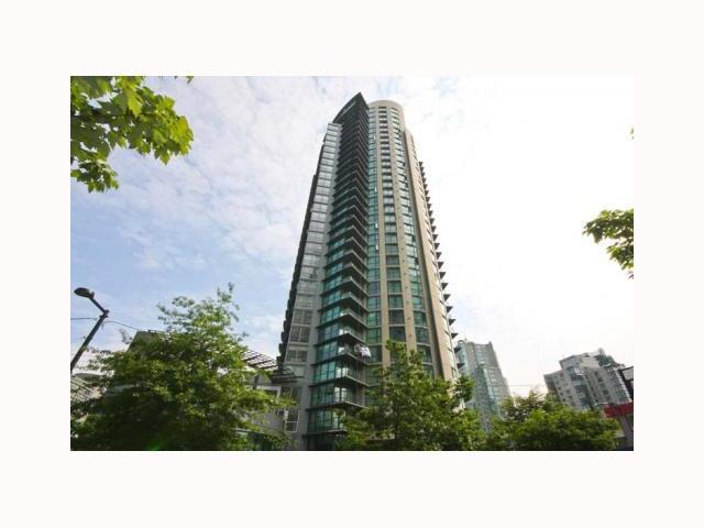 Main Photo: 2308 501 PACIFIC Street in Vancouver: Downtown VW Condo for sale (Vancouver West)  : MLS(r) # V815526