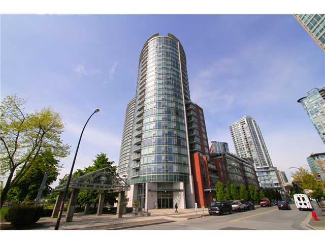 "Main Photo: 508 58 KEEFER Place in Vancouver: Downtown VW Condo for sale in ""FIRENZE TOWER"" (Vancouver West)  : MLS® # V847299"
