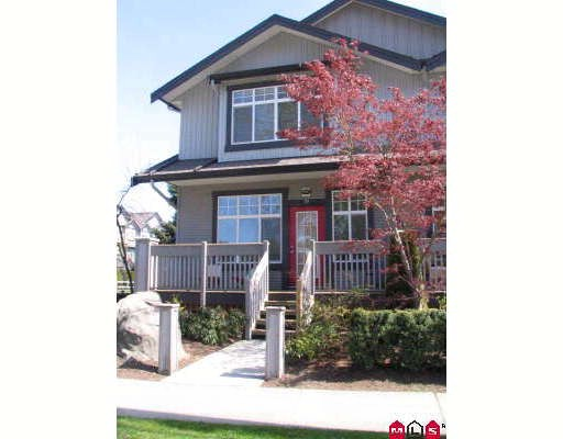 "Main Photo: 19 18828 69TH Avenue in Surrey: Clayton Townhouse for sale in ""STARPOINT"" (Cloverdale)  : MLS(r) # F2909290"