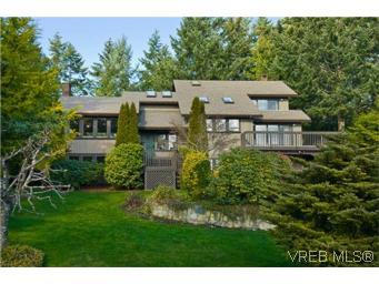 Main Photo: LUXURY REAL ESTATE FOR SALE IN DEAN PARK NORTH SAANICH, B.C. CANADA SOLD With Ann Watley