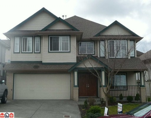 Main Photo: 3521 THURSTON Place in Abbotsford: Abbotsford West House for sale : MLS®# F1005349