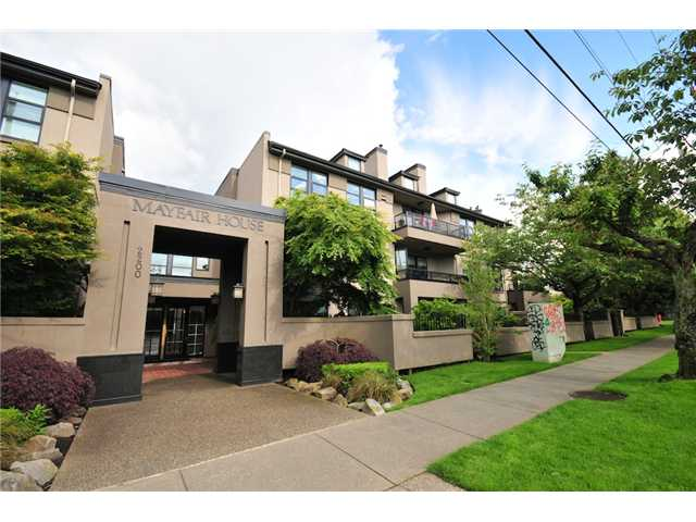 Photo 8: 116 2200 HIGHBURY Street in Vancouver: Point Grey Condo for sale (Vancouver West)  : MLS(r) # V834231