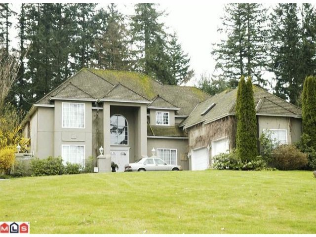 "Main Photo: 16310 29TH Avenue in Surrey: Grandview Surrey House for sale in ""GRANDVIEW HEIGHTS"" (South Surrey White Rock)  : MLS®# F1017807"