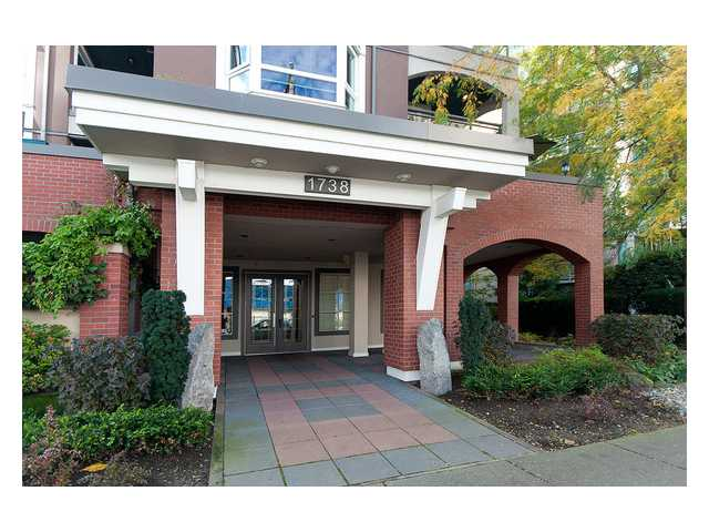 "Main Photo: 305 1738 ALBERNI Street in Vancouver: West End VW Condo  in ""ATRIUM ON THE PARK"" (Vancouver West)  : MLS® # V857374"