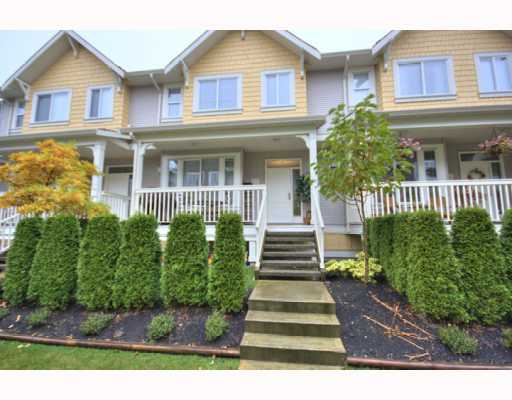"Main Photo: 45 5999 ANDREWS Road in Richmond: Steveston South Townhouse for sale in ""RIVER WIND"" : MLS® # V750459"