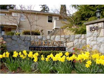 Photo 10: 7 850 Parklands Drive in VICTORIA: Es Gorge Vale Townhouse for sale (Esquimalt)  : MLS® # 261234