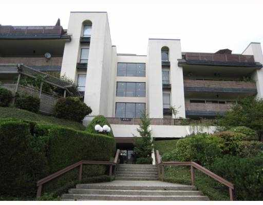 "Main Photo: 107 4941 LOUGHEED Highway in Burnaby: Brentwood Park Condo for sale in ""DOUGLAS VIEW APTS"" (Burnaby North)  : MLS® # V803377"