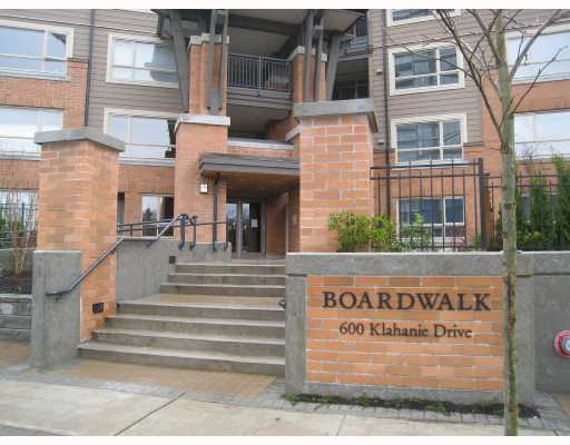 Main Photo: 311 600 KLAHANIE Drive in Port Moody: Port Moody Centre Condo for sale : MLS® # V805464