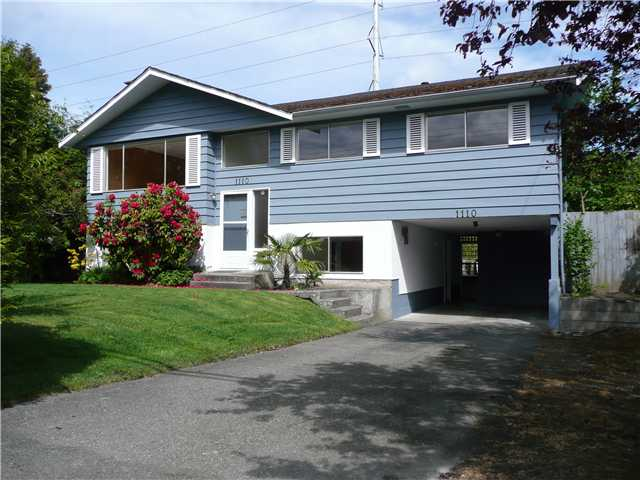 "Main Photo: 1110 53A Street in Tsawwassen: Tsawwassen Central House for sale in ""TSAWWASSEN HEIGHTS"" : MLS® # V832411"