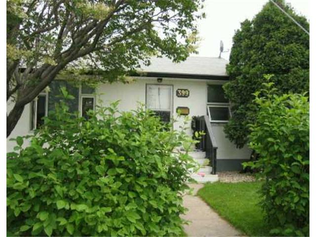 Main Photo: 399 MADISON Street in WINNIPEG: St James Residential for sale (West Winnipeg)  : MLS® # 2510279