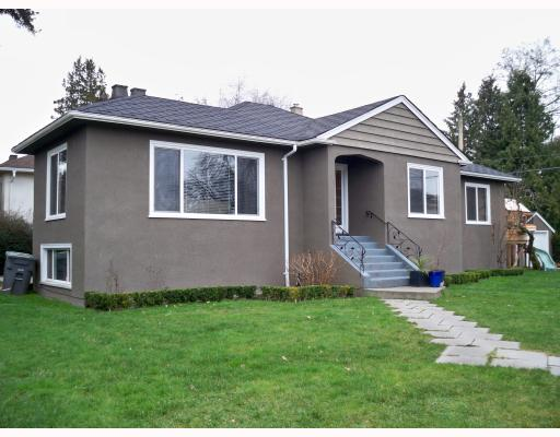 Main Photo: 3830 VALLEY Drive in Vancouver West, Arbutus: Arbutus House for sale (Vancouver West)  : MLS(r) # V806170