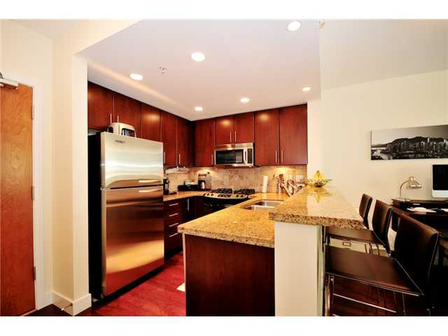 Photo 6: 106 1483 W 7TH Avenue in Vancouver: Fairview VW Townhouse  (Vancouver West)  : MLS(r) # V848899
