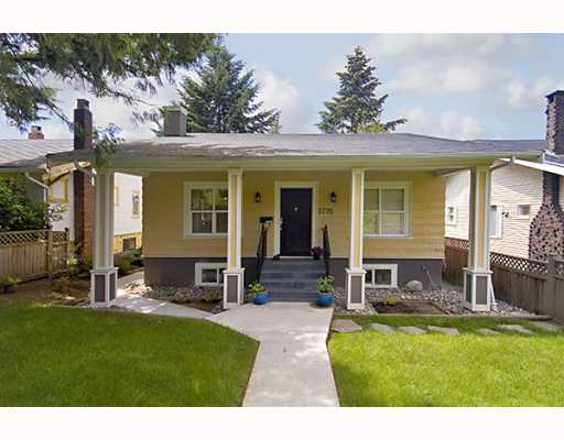 Photo 2: 3775 ARBUTUS Street in Vancouver: Arbutus House for sale (Vancouver West)  : MLS® # V780976