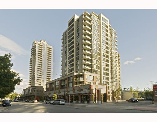 "Main Photo: 1202 4182 DAWSON Street in Burnaby: Brentwood Park Condo for sale in ""TANDEM 3"" (Burnaby North)  : MLS® # V790838"