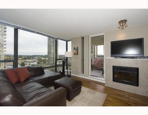 "Photo 2: 1202 4182 DAWSON Street in Burnaby: Brentwood Park Condo for sale in ""TANDEM 3"" (Burnaby North)  : MLS® # V790838"
