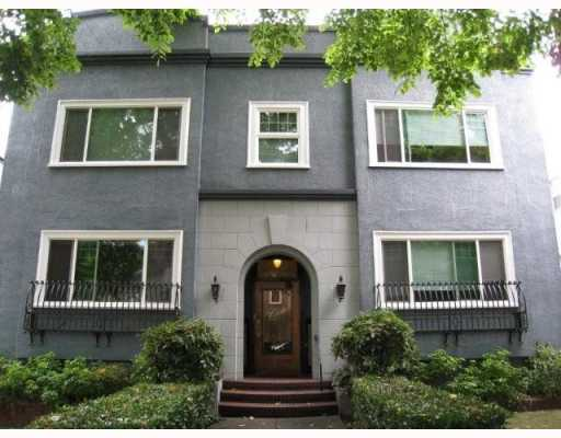 "Main Photo: 103 1545 W 13TH Avenue in Vancouver: Fairview VW Condo for sale in ""THE LEICESTER"" (Vancouver West)  : MLS®# V799945"