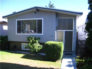 Main Photo: 333 W 23RD Street in North Vancouver: Central Lonsdale House for sale : MLS® # V843017