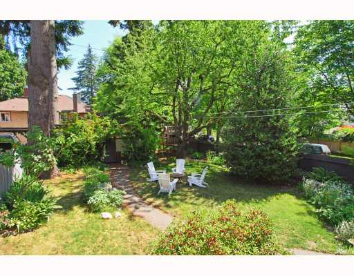 Photo 10: 5392 BLENHEIM Street in Vancouver: Kerrisdale House for sale (Vancouver West)  : MLS® # V777878