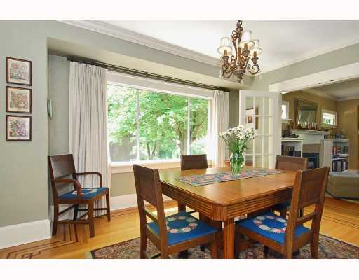 Photo 3: 5392 BLENHEIM Street in Vancouver: Kerrisdale House for sale (Vancouver West)  : MLS® # V777878