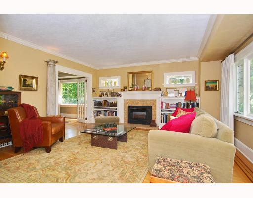 Photo 2: 5392 BLENHEIM Street in Vancouver: Kerrisdale House for sale (Vancouver West)  : MLS® # V777878