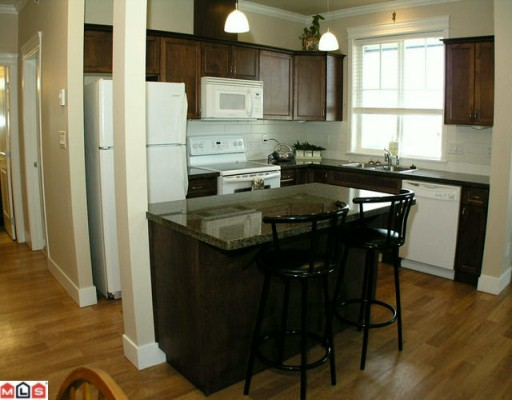 "Photo 3: 403 33338 MAYFAIR Avenue in Abbotsford: Central Abbotsford Condo for sale in ""The Sterling"" : MLS(r) # F1000665"