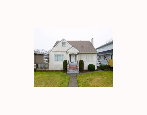 Main Photo: 3908 OXFORD Street in Burnaby: Vancouver Heights House for sale (Burnaby North)  : MLS® # V807419