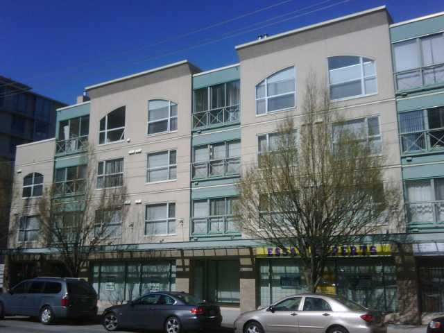 "Main Photo: PH17 511 W 7TH Avenue in Vancouver: Fairview VW Condo for sale in ""BEVERLY GARDENS"" (Vancouver West)  : MLS® # V817089"
