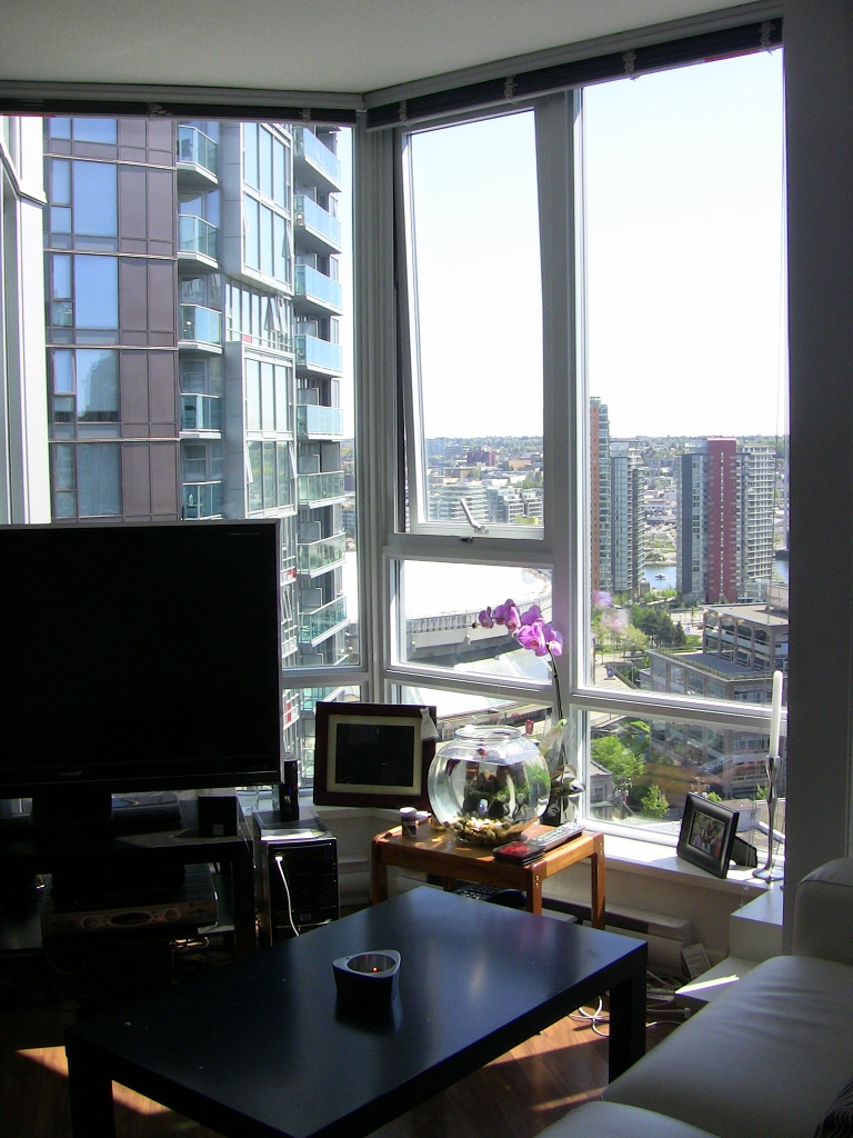 "Photo 15: 2202 788 HAMILTON Street in Vancouver: Downtown VW Condo for sale in ""TV TOWER I"" (Vancouver West)  : MLS(r) # V825585"