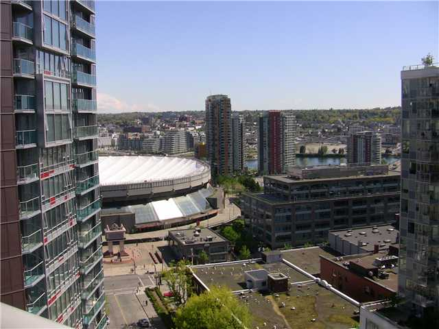 "Photo 4: 2202 788 HAMILTON Street in Vancouver: Downtown VW Condo for sale in ""TV TOWER I"" (Vancouver West)  : MLS(r) # V825585"