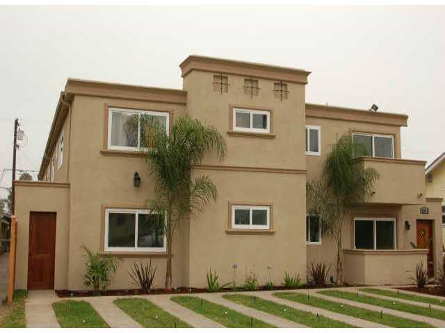 Main Photo: NORTH PARK Condo for sale : 2 bedrooms : 4054 Illinois Street #1 in San Diego