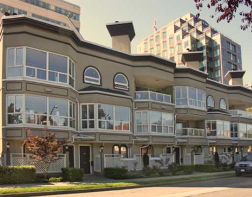 "Main Photo: 1294 W 8TH Avenue in Vancouver: Fairview VW Condo for sale in ""FAIRVIEW POINT"" (Vancouver West)  : MLS® # V787120"