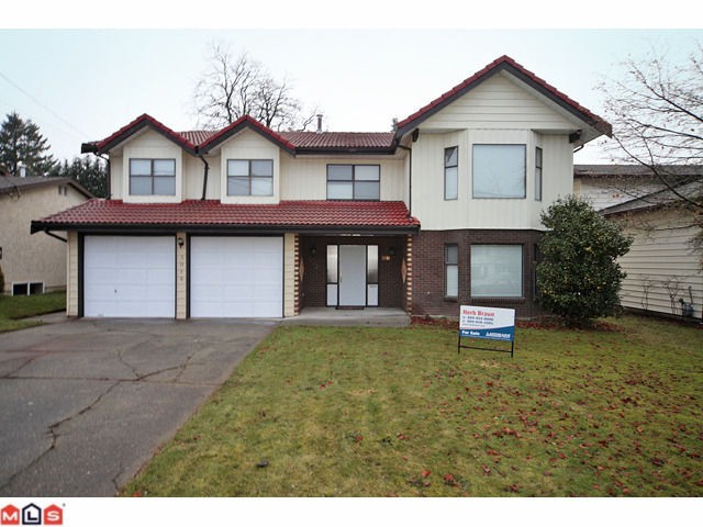 Main Photo: 3016 ROYAL Street in Abbotsford: Abbotsford West House for sale : MLS®# F1028723