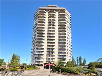 Main Photo: 1405 620 Toronto Street in VICTORIA: Vi James Bay Condo Apartment for sale (Victoria)  : MLS®# 287091