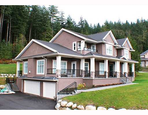 Main Photo: 768 SUNSET Road: Anmore House for sale (Port Moody)  : MLS® # V743321