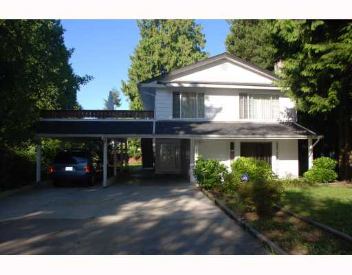 Main Photo: 3145 RALEIGH Street in Port_Coquitlam: Central Pt Coquitlam House for sale (Port Coquitlam)  : MLS® # V749090