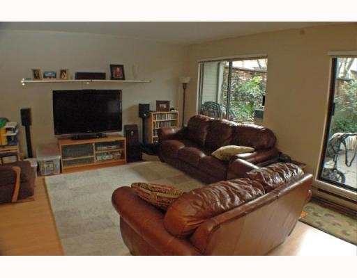 Photo 3: 105 1299 W 7TH Avenue in Vancouver: Fairview VW Condo for sale (Vancouver West)  : MLS® # V753278