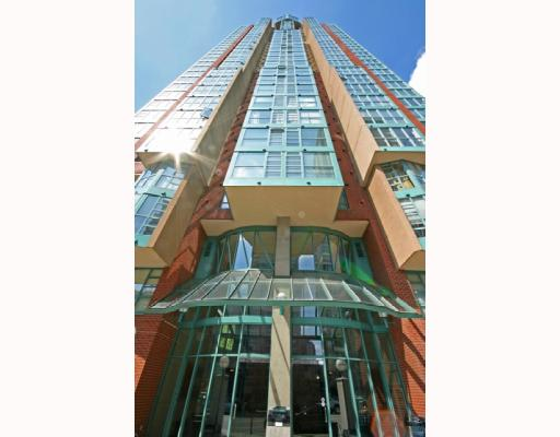 "Main Photo: 1206 939 HOMER Street in Vancouver: Downtown VW Condo for sale in ""PINNACLE"" (Vancouver West)  : MLS®# V762994"