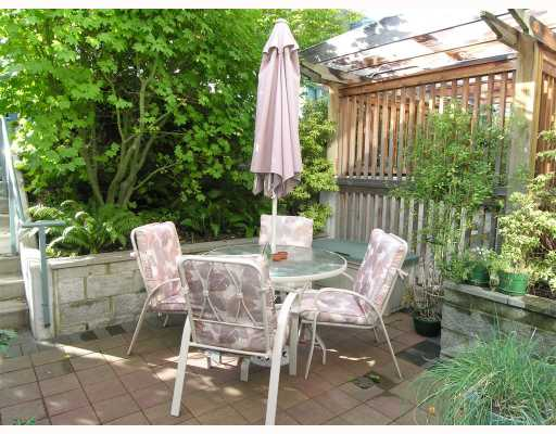 Main Photo: 14 288 ST DAVIDS Avenue in North_Vancouver: Lower Lonsdale Townhouse for sale (North Vancouver)  : MLS® # V764880
