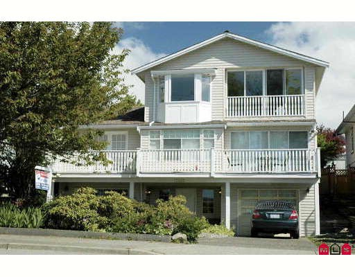 "Main Photo: 15569 BUENA VISTA Avenue in White_Rock: White Rock House for sale in ""VISTA HILLS"" (South Surrey White Rock)  : MLS® # F2910762"