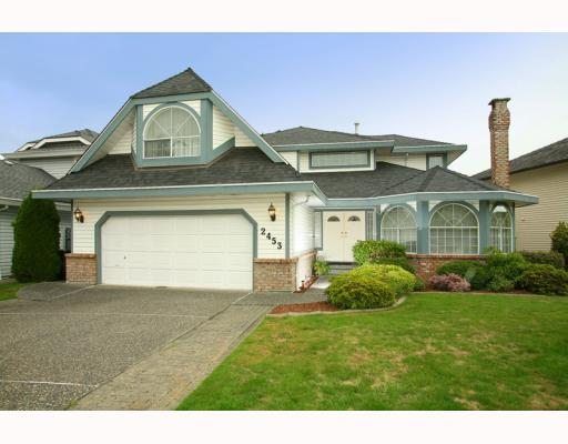 "Main Photo: 2453 KENSINGTON Crescent in Port Coquitlam: Citadel PQ House for sale in ""CITADEL HEIGHTS"" : MLS® # V786518"