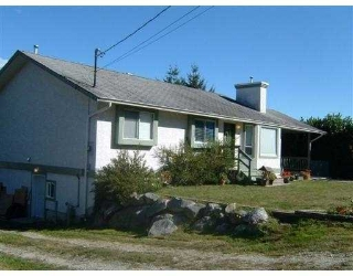 Main Photo: 6144 FAIRWAY AV in Sechelt: Sechelt District House for sale (Sunshine Coast)  : MLS® # V559867