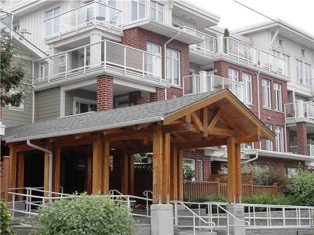 "Main Photo: 303 4280 MONCTON Street in Richmond: Steveston South Condo for sale in ""THE VILLAGE"" : MLS® # V849910"