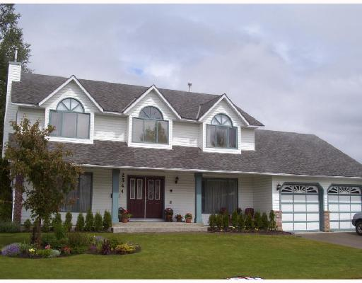 "Main Photo: 2344 SADLER Drive in Prince_George: N79PGHW House for sale in ""HART HIGHLANDS"" (N79)  : MLS®# N183848"