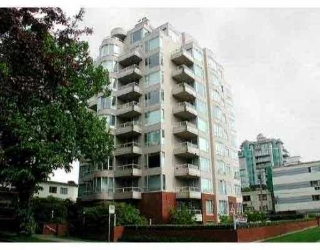 "Main Photo: 403 1566 W 13TH Avenue in Vancouver: Fairview VW Condo for sale in ""ROYAL GARDENS"" (Vancouver West)  : MLS® # V768607"