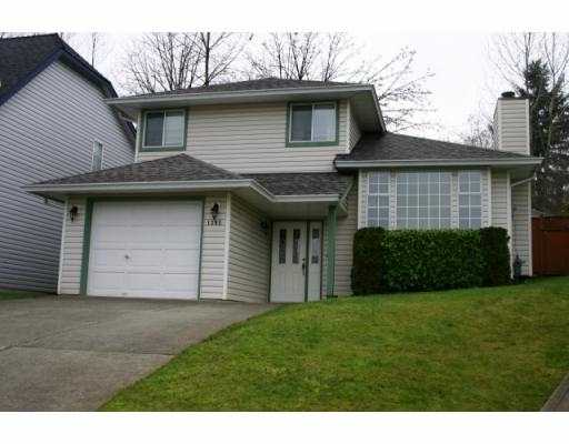 Main Photo: 1365 YARMOUTH ST in Port Coquiltam: Citadel PQ House for sale (Port Coquitlam)  : MLS® # V571772