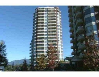 "Main Photo: 1601 738 FARROW ST in Coquitlam: Coquitlam West Condo for sale in ""THE VICTORIA"" : MLS® # V578704"