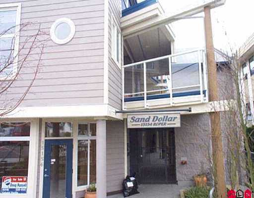 "Main Photo: 102 15154 ROPER AV: White Rock Condo for sale in ""SAND DOLLAR"" (South Surrey White Rock)  : MLS® # F2611233"